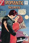 Cover for Romantic Secrets (Charlton, 1955 series) #52