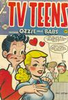 Cover for TV Teens (Charlton, 1954 series) #5