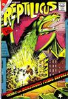 Cover for Reptilicus (Charlton, 1961 series) #1