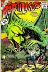 Cover for Reptilicus (Charlton, 1961 series) #2