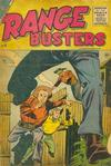 Cover for Range Busters (Charlton, 1955 series) #10
