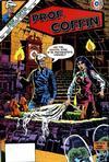 Cover for Professor Coffin (Charlton, 1985 series) #19