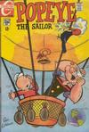 Cover for Popeye (Charlton, 1969 series) #96