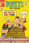 Cover for Popeye (Charlton, 1969 series) #102