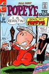 Cover for Popeye (Charlton, 1969 series) #121