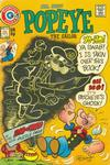 Cover for Popeye (Charlton, 1969 series) #124