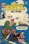 Cover for Popeye (Charlton, 1969 series) #127