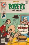 Cover for Popeye (Charlton, 1969 series) #131