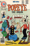 Cover for Popeye (Charlton, 1969 series) #135