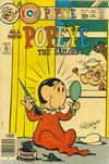 Cover for Popeye (Charlton, 1969 series) #136