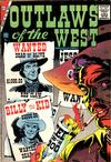 Cover for Outlaws of the West (Charlton, 1957 series) #11