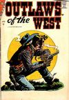 Cover for Outlaws of the West (Charlton, 1957 series) #13