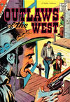 Cover for Outlaws of the West (Charlton, 1957 series) #18