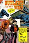 Cover for Outlaws of the West (Charlton, 1957 series) #22