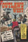 Cover for Outlaws of the West (Charlton, 1957 series) #24