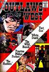 Cover for Outlaws of the West (Charlton, 1957 series) #25
