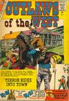 Cover for Outlaws of the West (Charlton, 1957 series) #26