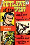 Cover for Outlaws of the West (Charlton, 1957 series) #27