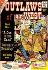Cover for Outlaws of the West (Charlton, 1957 series) #28
