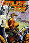 Cover for Outlaws of the West (Charlton, 1957 series) #36