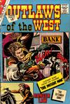 Cover for Outlaws of the West (Charlton, 1957 series) #38