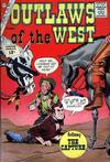 Cover for Outlaws of the West (Charlton, 1957 series) #40