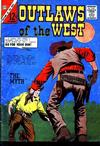 Cover for Outlaws of the West (Charlton, 1957 series) #46