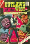 Cover for Outlaws of the West (Charlton, 1957 series) #54