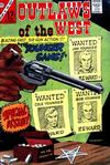 Cover for Outlaws of the West (Charlton, 1957 series) #60