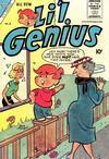 Cover for Li'l Genius (Charlton, 1954 series) #8