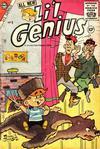 Cover for Li'l Genius (Charlton, 1954 series) #9