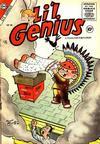 Cover for Li'l Genius (Charlton, 1954 series) #10
