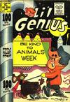 Cover for Li'l Genius (Charlton, 1954 series) #18