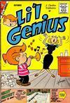 Cover for Li'l Genius (Charlton, 1954 series) #23