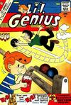 Cover for Li'l Genius (Charlton, 1954 series) #27