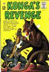 Cover for Konga's Revenge (Charlton, 1963 series) #2