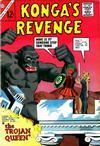 Cover for Konga's Revenge (Charlton, 1963 series) #3