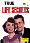 Cover for True Life Secrets (Charlton, 1951 series) #1