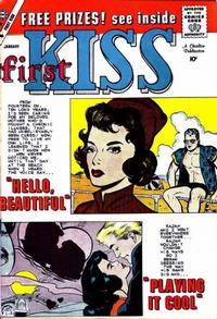 Cover Thumbnail for First Kiss (Charlton, 1957 series) #12