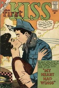 Cover Thumbnail for First Kiss (Charlton, 1957 series) #17