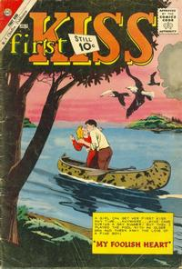 Cover Thumbnail for First Kiss (Charlton, 1957 series) #21