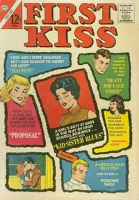 Cover Thumbnail for First Kiss (Charlton, 1957 series) #31
