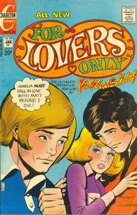 Cover Thumbnail for For Lovers Only (Charlton, 1971 series) #69