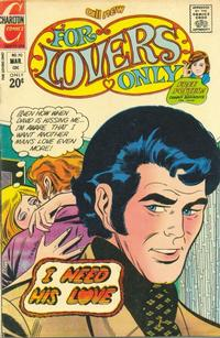 Cover Thumbnail for For Lovers Only (Charlton, 1971 series) #70