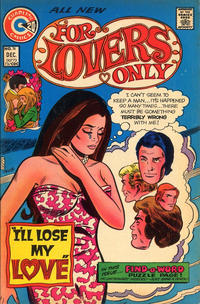 Cover Thumbnail for For Lovers Only (Charlton, 1971 series) #74