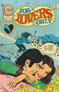 Cover Thumbnail for For Lovers Only (Charlton, 1971 series) #79