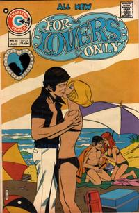 Cover Thumbnail for For Lovers Only (Charlton, 1971 series) #80