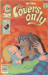 Cover Thumbnail for For Lovers Only (Charlton, 1971 series) #81