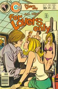 Cover Thumbnail for For Lovers Only (Charlton, 1971 series) #87