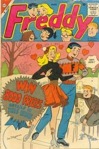Cover Thumbnail for Freddy (Charlton, 1958 series) #16
